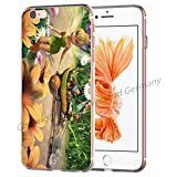 Blitz® FEE MAGIC Schutz Hülle Transparent TPU Cartoon SAMSUNG Galaxy Fee Wagen M15 S6 Edge