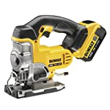 DeWalt 18V XR Lithium-Ion Jigsaw with Batteries