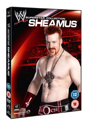 WWE: Superstar Collection - Sheamus [DVD] [UK Import] (Wwe-superstar Collection)