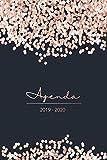 Agenda 2019 2020: Journalier, Agende, Office e Calendario 2019/2020 - Agenda Settimanale 2019 - 2020 - Agenda Giornaliera - Ottobre 2019 a Dicembre 2020