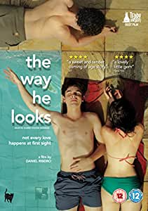The Way He Looks [DVD] [2014]