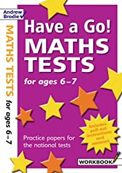 Have a Go Maths Tests for Ages 6-7 (Have a Go)