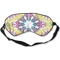 Tie Dye Mandalas 99% Eyeshade Blinders Sleeping Eye Patch Eye Mask Blindfold For Travel Insomnia Meditation preisvergleich bei billige-tabletten.eu