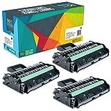 3 Do it Wiser XL Kompatibel Toner für Ricoh SP-211 SP-201 SP-204 SP-213 SP-200 SP-203 SP-210 SP-212 | 407254 | Schwarz 2.600 Seiten