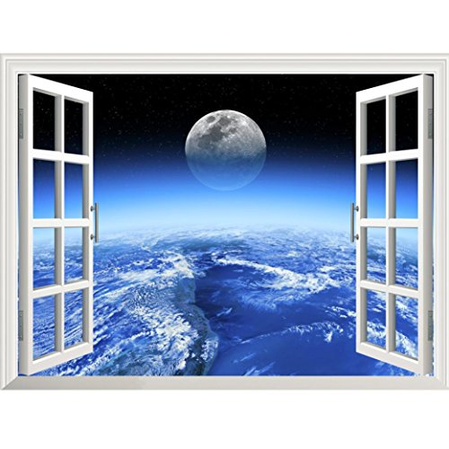 kingkor-3d-star-galaxy-space-home-decor-art-fake-window-new-wall-removable-stickers-b