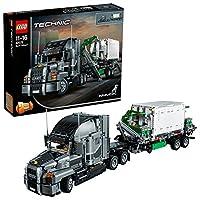 Una entusiasmante ed innovativa esperienza di costruzione ti attende con questa eccezionale replica LEGO® Technic 2-in-1 del camion Mack Anthem™. Sviluppato in partnership con Mack Trucks Inc., questo modello incredibilmente dettagliato è dot...
