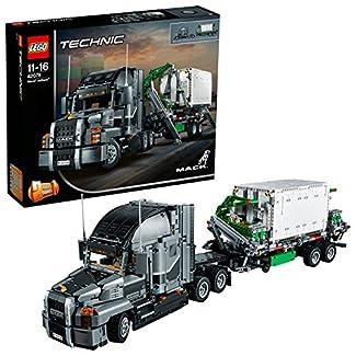 LEGO - 42078 - Technic - Jeu de Construction - Mack Anthem