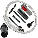 Spares2go Micro PC Desk Kit de nettoyage pour Dyson V10SV12Cyclone Aspirateur...