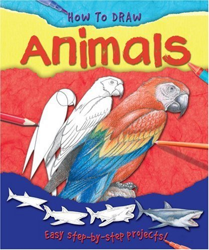How To Draw Animals (How to Draw (Miles Kelly Publishing)) by Susie Hodge (2008-04-25)