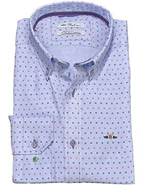 Rivela -  Camicia classiche  - fasciante - Maniche lunghe  - Uomo