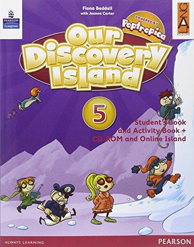 Our discovery island. Per la Scuola elementare. Con e-book. Con espansione online: 5