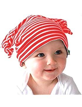 Beanie Baby GAP Kind Kleinkind lange Ohren Rollkragen Cap Horn verknotet Baby Hut Tefamore