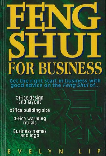 Feng Shui for Business by Evelyn Lip (1995-12-06)
