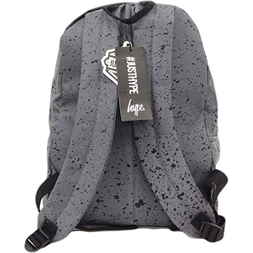 Just Hype Hype bag (Splash), Borsa a spalla uomo Grigio