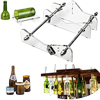 DIY Glass Tubing Cutter Scientific Plastic Pipe Beer Wine Bottle Cutting Tool Hi
