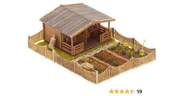 neuf de collection NEUF dans sa boîte Faller 180477 Premium paysagères-segment Jardins familiaux I