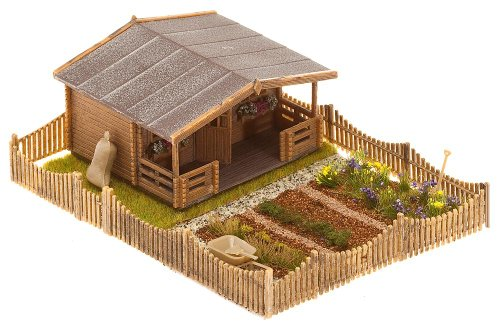 Faller - F180493 - Modélisme - Jardin Ouvrier Grande Maison