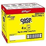 Coco Pops Kellogg's Bag Pack, 2kg (4x 500g)