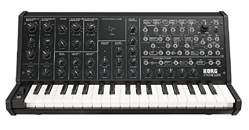 Korg Monophoner Analogsynthesizer MS-20 mini