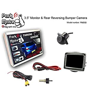 Brand NEW Park Mate Car Van Reverse Parking Sensor Kit Audible Yellow PM100