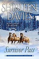 Survivor Pass (Redemption Mountain Historical Western Romance Book 5)