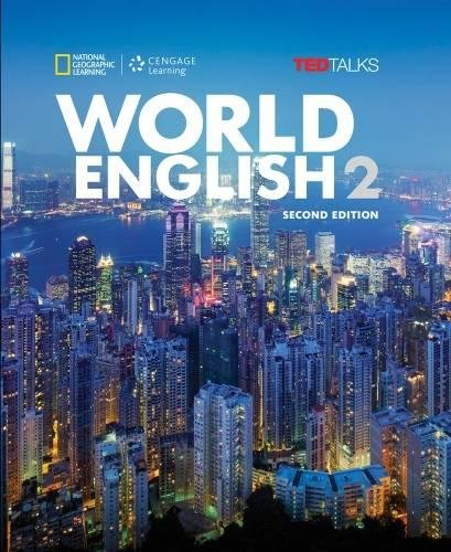 World English 2: Combo Split A with CD-ROM