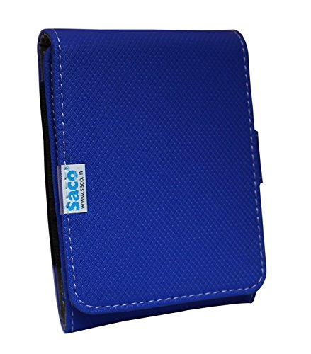 Saco Hard Disk wallet for WD My Passport Ultra Metal Edition 1TB Hard Disk - Blue  available at amazon for Rs.229