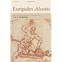 Euripides Alcestis: With Introduction and Commentary