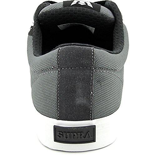 Supra - Stacks Vulc Ii, Sneakers da uomo Charcoal - white