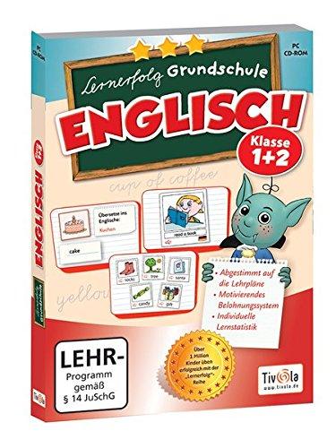 Lernerfolg Grundschule Englisch Klasse 1+2 - [PC]