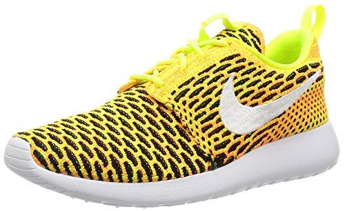 Nike 704927702 Scarpe da Trail Running Donna Giallo Volt/White Total