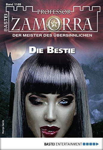 Professor Zamorra 1169 - Horror-Serie: Die Bestie