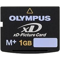 Olympus 1GB High Speed xD-Picture Card 1GB xD memoria flash - Tarjeta de memoria (1 GB, xD, Negro)