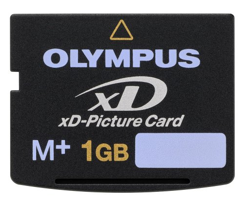 Olympus M-xD 1GB type M+ xD-Picture Card