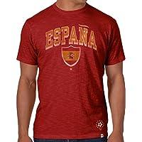 Espana Spain 2014 FIFA World Cup Soccer 47 Brand Scrum Premium T-Shirt