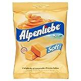 Alpenliebe Soft, Caramelle Moribide Gusto Original Caramel, Caramella Toffee al Caramello, 150 gr, Senza Glutine
