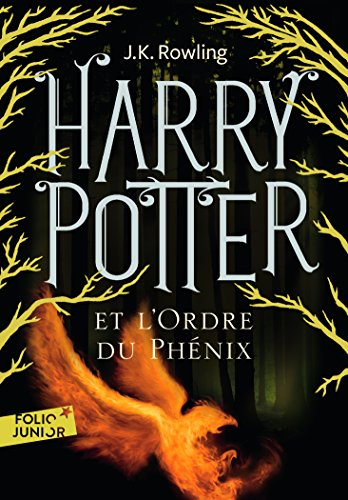 Harry Potter, V : Harry Potter et l'Ordre du Phénix par J. K. Rowling