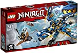 LEGO 70602 Jay's Elemental Dragon Action Figure