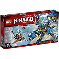LEGO 6135814 Jay's Elemental Dragon Action Figure