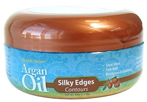 Double Sheen Huile d'Argan Silky Edges 113 g