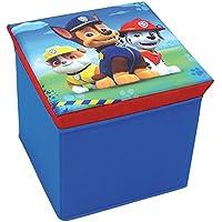 Preisvergleich für Unbekannt Fun House 712538pat' Patrouille Hocker Aufbewahrungsbox Polyester blau 31x 31x 29cm