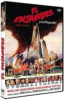 The Swarm - El Enjambre - Jerry Goldsmith - Michael Caine