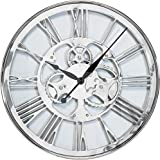 Kare DECLIKDECO - Horloge Design Chiffres Romains 60cm