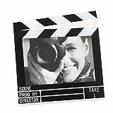 Deknudt Frames - Cornice portafoto in plexiglas, Motivo: Film, Orizzontale