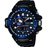 Casio G-Shock Triple Sensor GWN-1000B-1BER Orologio a controllo radio uomo Altimetro, barometro, termometro, bussola
