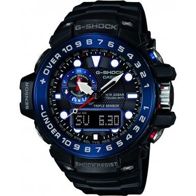 Casio G-Shock Triple Sensor GWN-1000B-1BER Reloj radiocontrolado para...