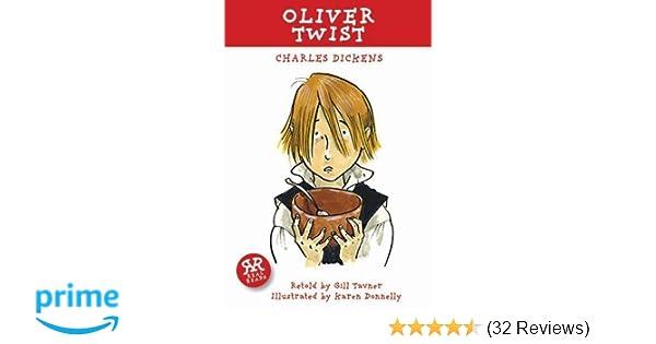 oliver twist short story