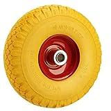 Wolfpack 11110608 - Asse solido ruota metallica piana 20 centrate