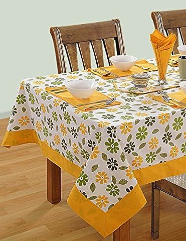 Colorful place à motifs Coton Nappe - 60