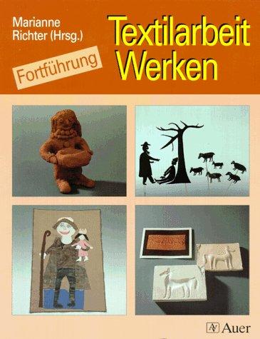 Textilarbeit / Werken. Fortführung. RSR. par Catherine Texier
